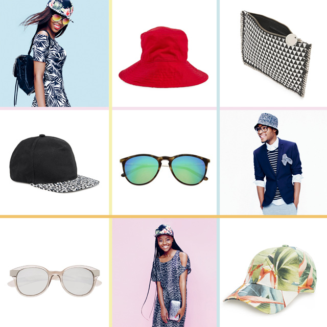 Update your summer look with items from the StyleBySA campaign