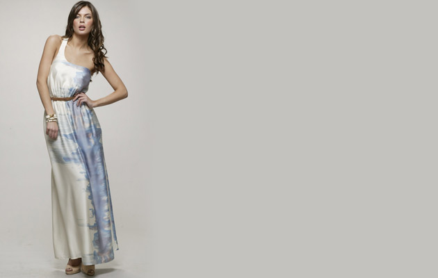 Top Billing Fashion Tip Maxi dress