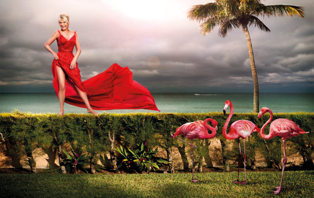 Ivana Trump's Miami home on Top Billing - 2