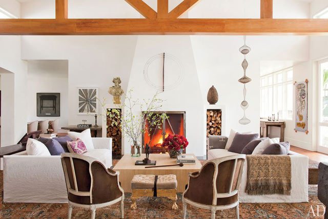 Inside the home of Ellen DeGeneres