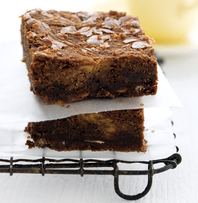 Top Billing recipe for peanutbutter brownies