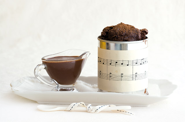 Chocolate and coffee pudding recipe