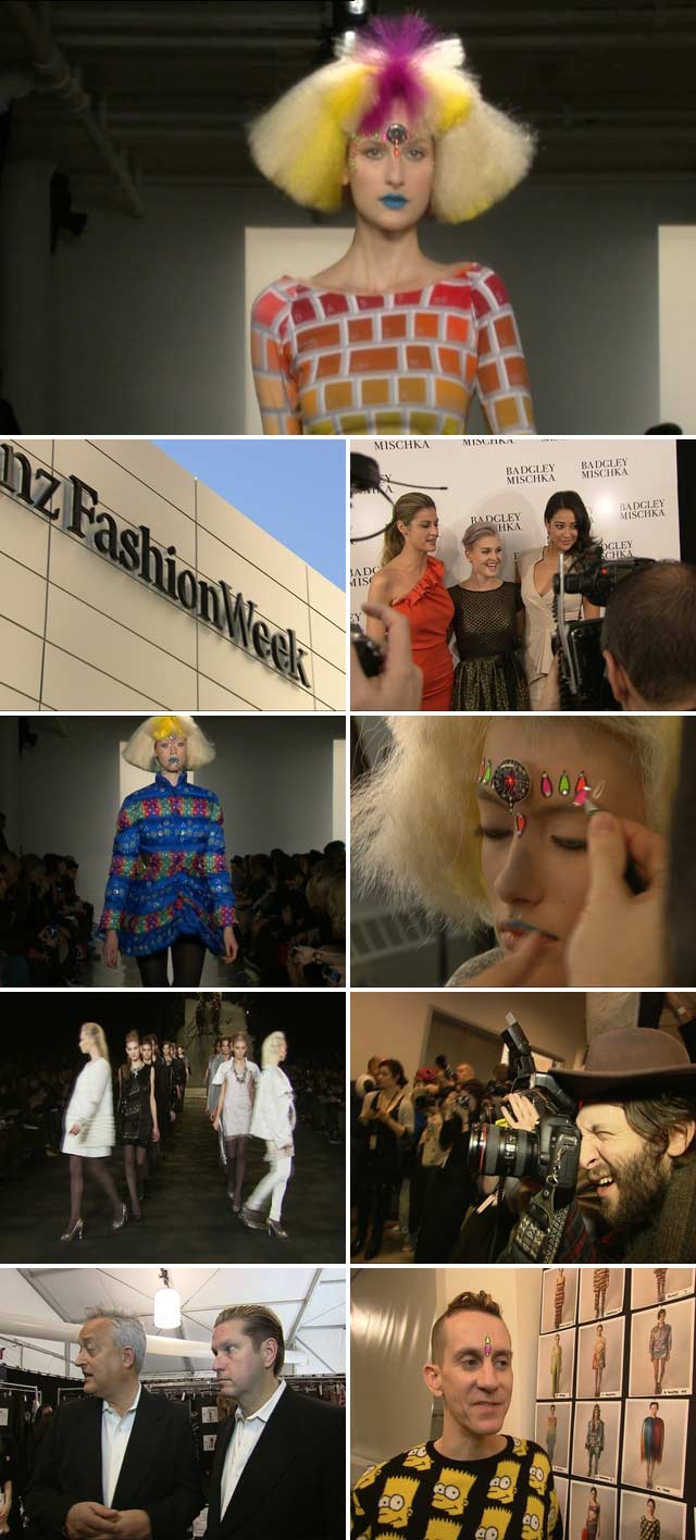 New York Fashion Week Part 2