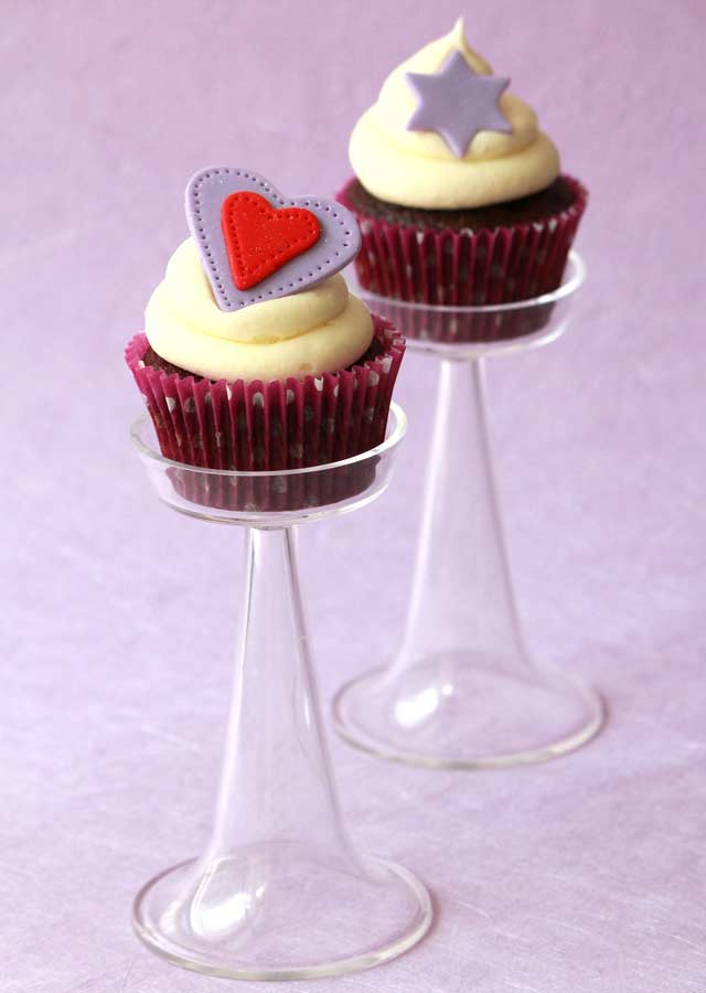 Red velvet cupcake recipe on Top Billing