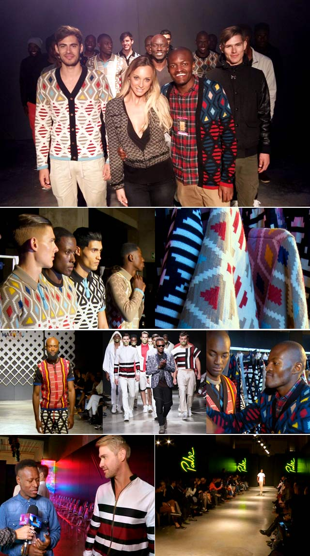 Top Billing features SA menswear fashion week