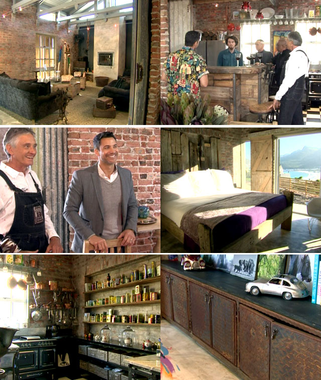 Steampunk home featured on Top Billing