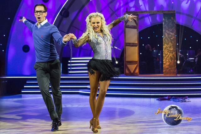 Top Billing interviews Karlien van Jaarsveld about Strictly come dancing sa