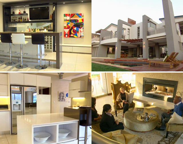 Top Billing features the Mahlaba family home 2
