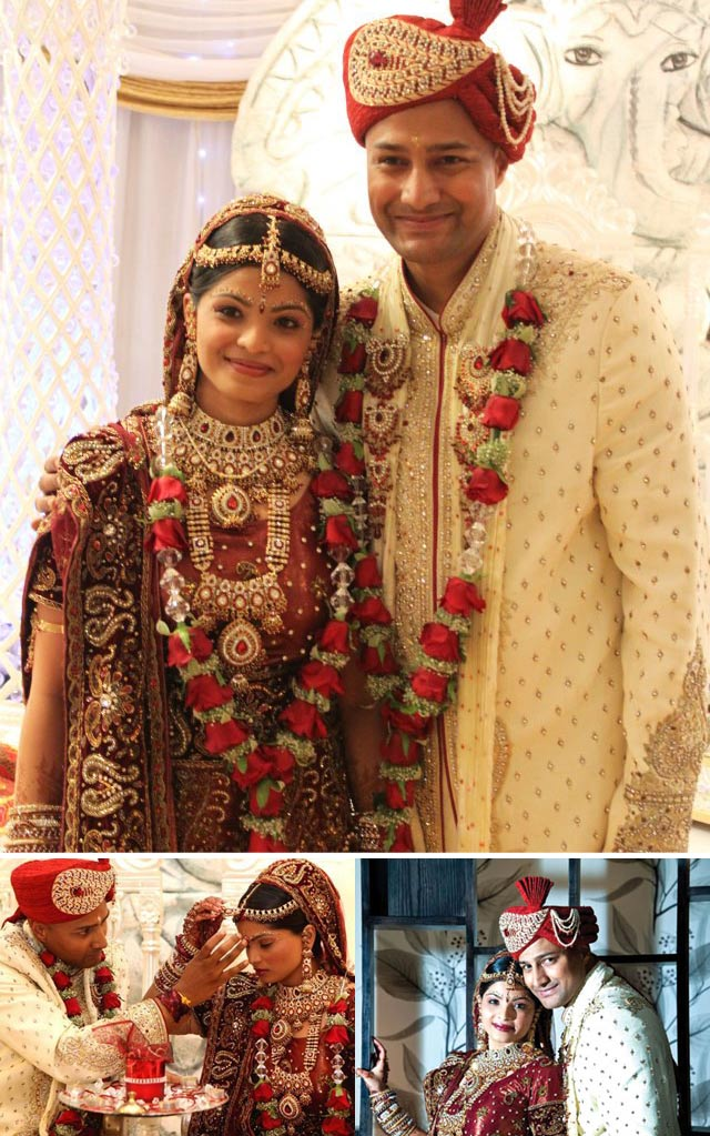 Ashish Gangapersad's traditional wedding on Top Billing