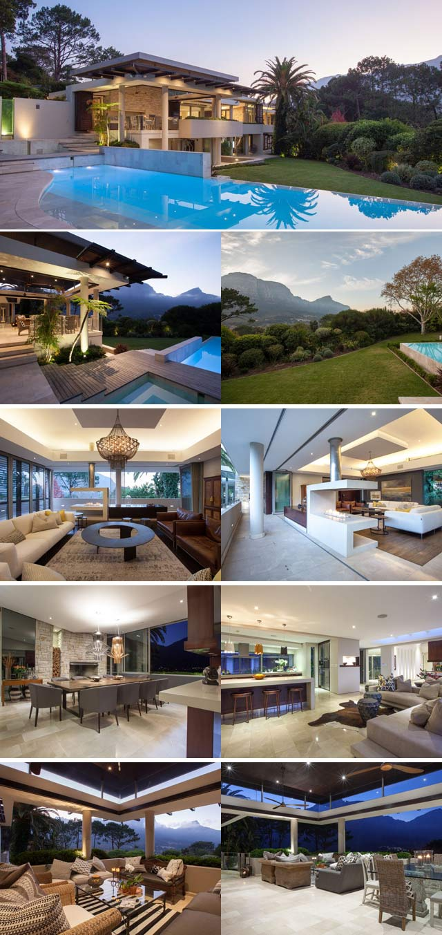 Luxurious Modern Living In Cape Town