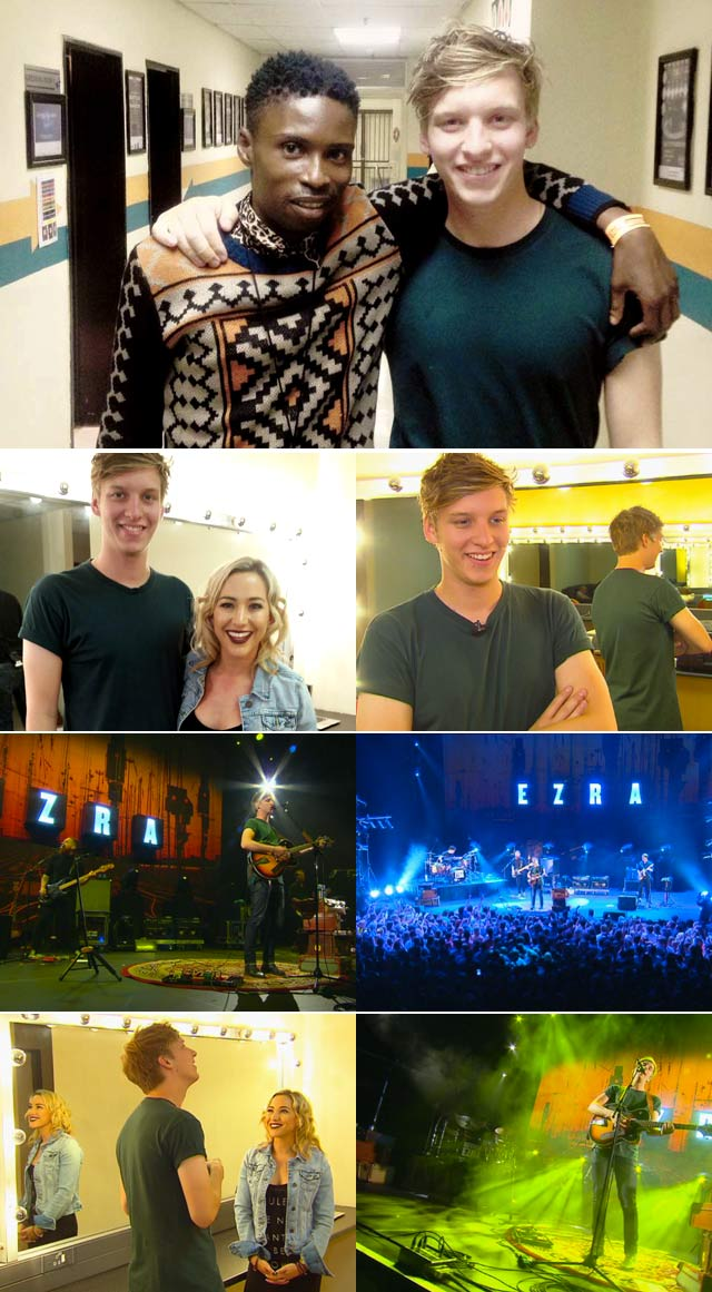 George Ezra on Top Billing