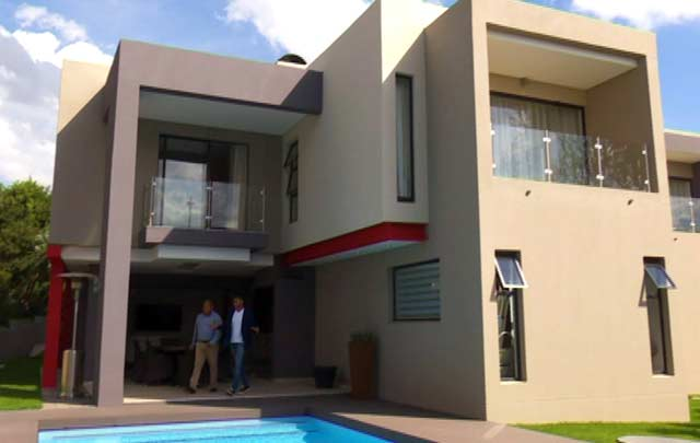 Top Billing features architect Lwazi Khumalo