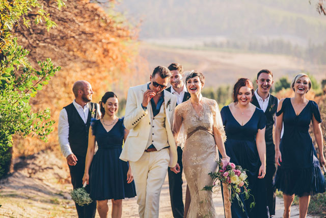 Top Billing features the wedding of actress Rolanda Marais