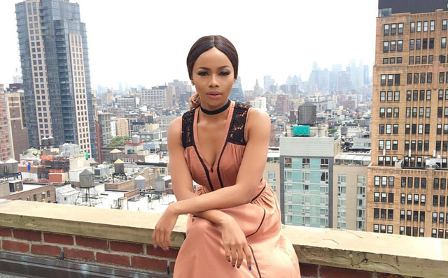 Bonang in New York 2
