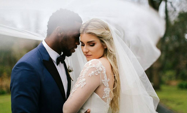 Siya Kolisi wedding on Top Billing