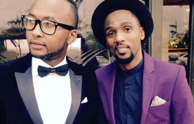 Nathi and Vusi Nova on Top Billing