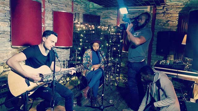 Jesse Clegg on Top Billing