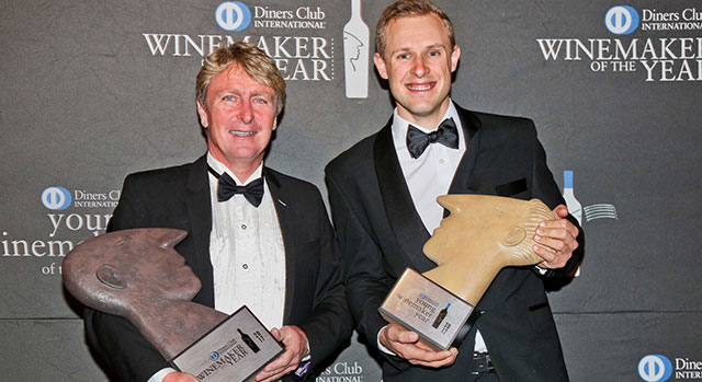 Diners Club Winemaker of the year 2017