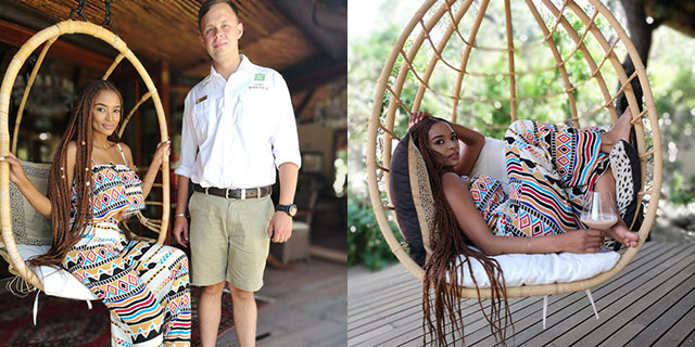 Top Billing explores Camp Ndlovu 4