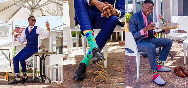 Sbu Ngema lets us in on his socks business 2