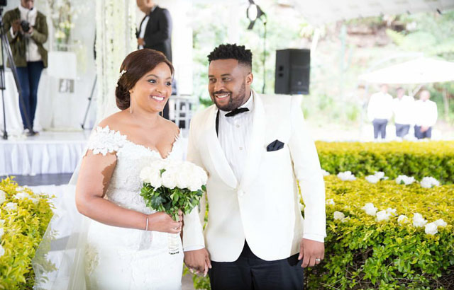 Top Billing invites you the the wedding of DJ Sox and Gloria Bluebird