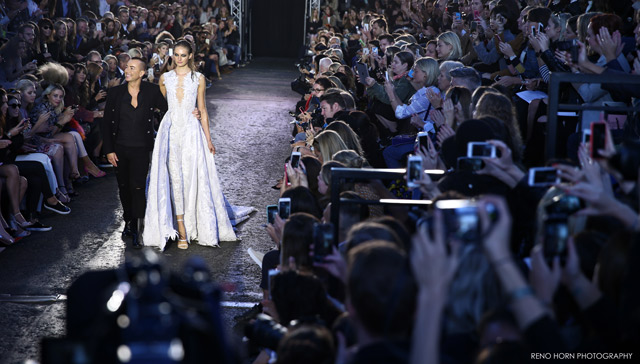 Top Billing features designer to the stars Julien Macdonald 2