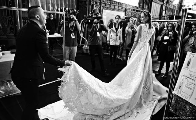Top Billing features designer to the stars Julien Macdonald 4