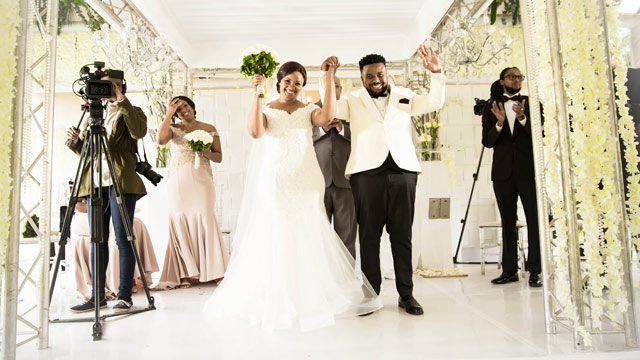 Top Billing invites you the the wedding of DJ Sox and Gloria Bluebird 4