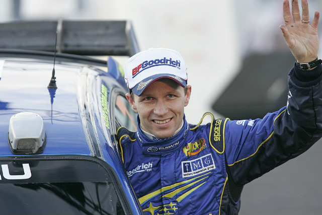 Top Billing goes zero to a hundred in under two seconds with multiple World Rallycross Champion Petter Solberg.
