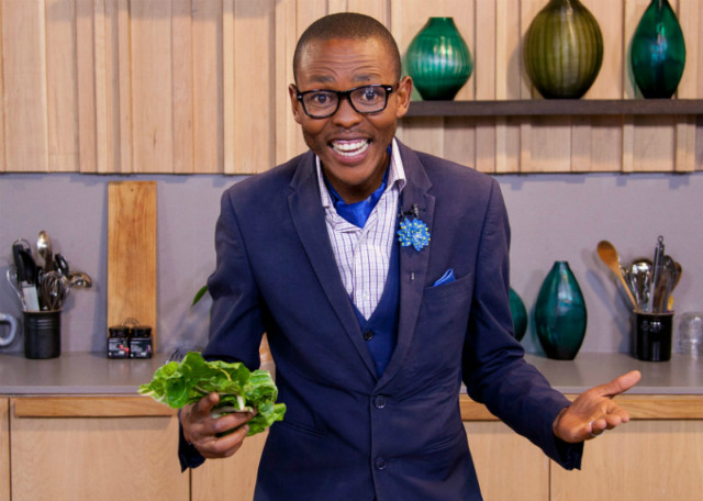 Lufefe Nomjana the spinach King