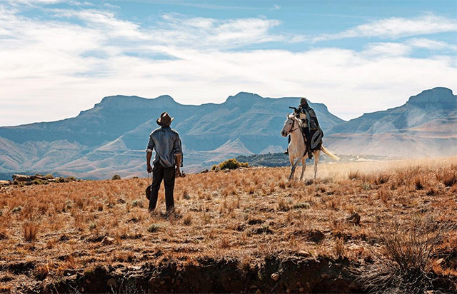 Five Fingers for Marseilles 1