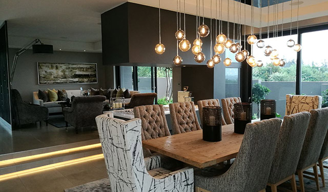 Top Billing features a spectacular home at Steyn City