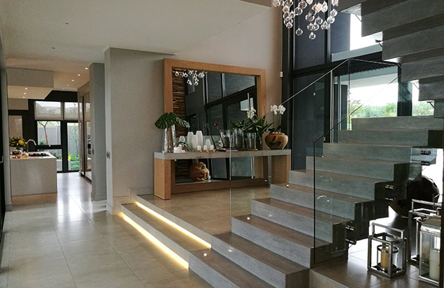 Top Billing features a spectacular home at Steyn City 3