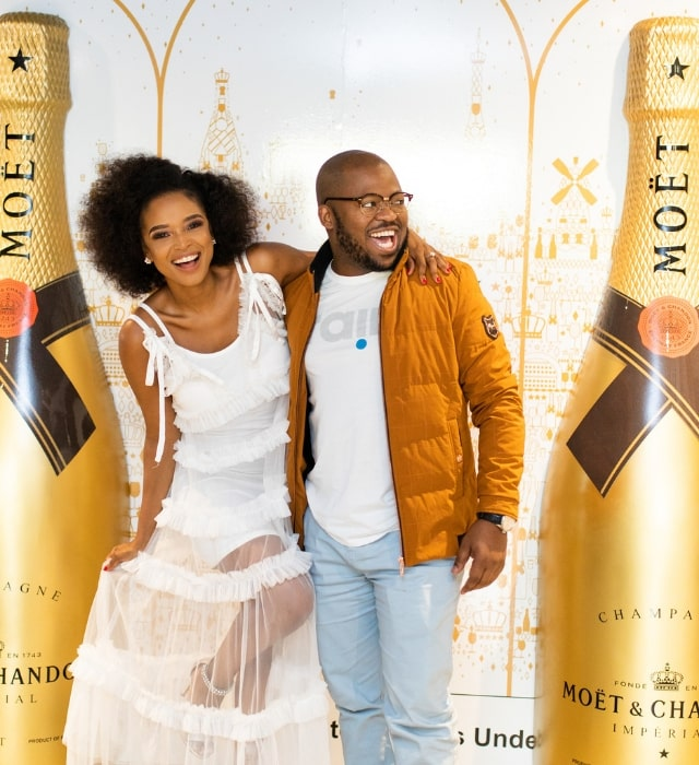 Top Billing Moet & Chardon Golden Tree
