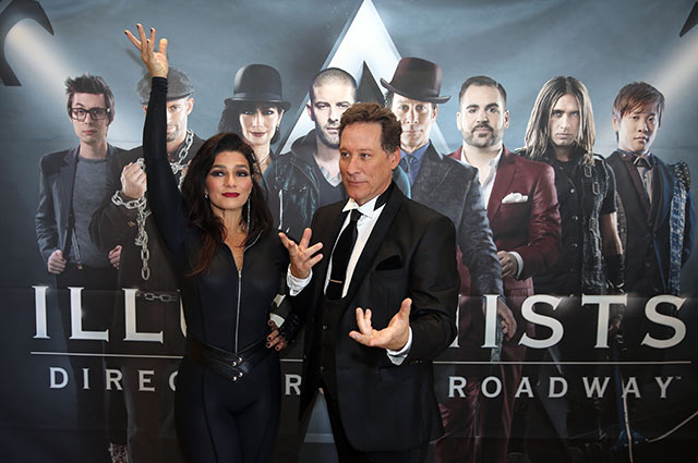 The Illusionists on Top Billing 3