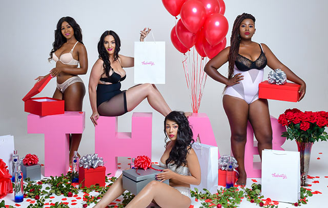 Thando Thabethe launches her Thabootys lingerie line 3