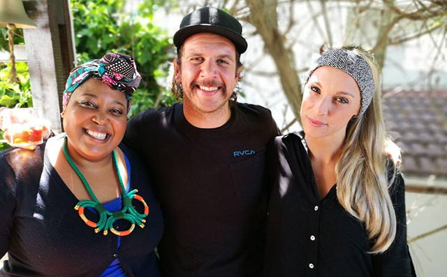 Jack Parow on Top billing 4