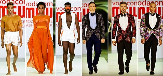Mozambique fashion week on Top Billing
