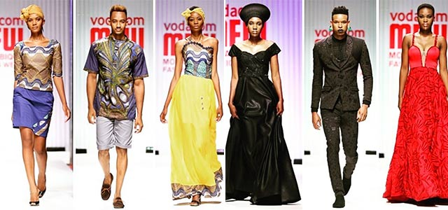 Mozambique fashion week on Top Billing 4