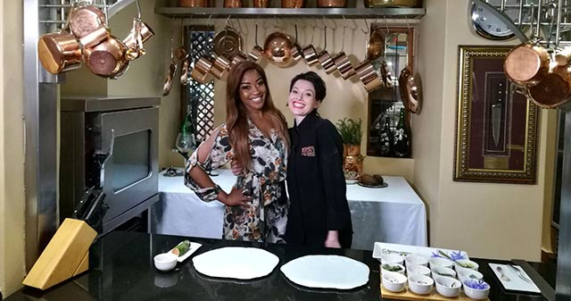 Top Billing features top chef Chantel Dartnall