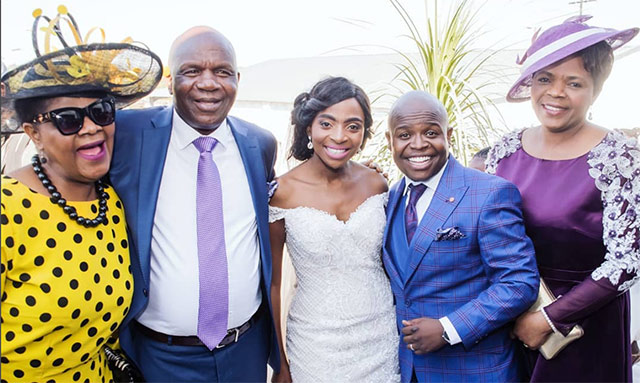 Top Billing invites you to the wedding of Divhambele Mbalavhali