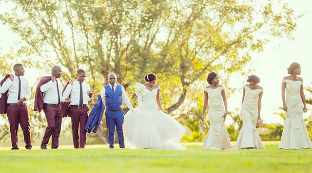 Top Billing invites you to the wedding of Divhambele Mbalavhali 2