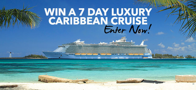 Win a 7 day cruise with Top Billing