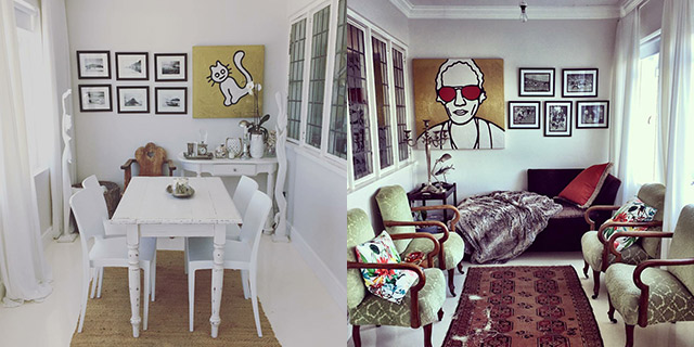 Arno Carstens at home 3