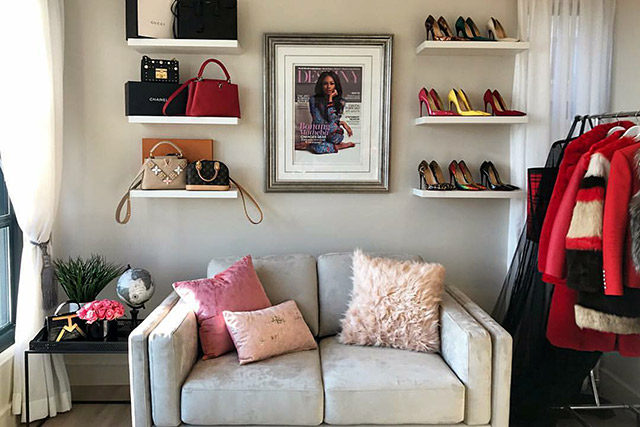 At home with Bonang Matheba 4