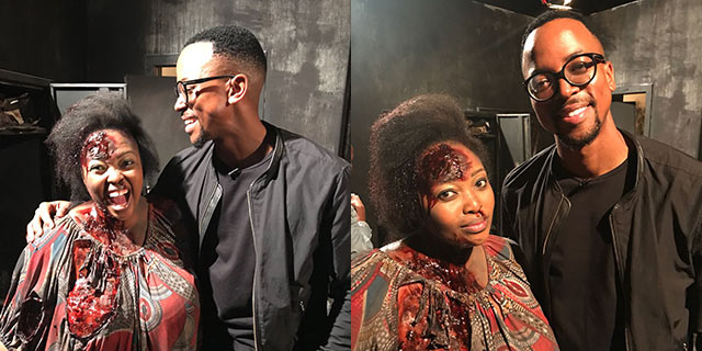 Top Billing goes behind the scenes with actress Relebogile Mabotja