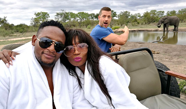 Sophie Ndaba shares her love story on Top Billing