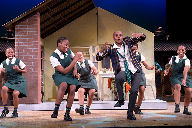 Top Billing features Gibson Kente's musical drama How Long