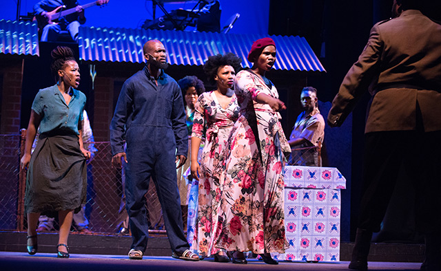 Top Billing features Gibson Kente's musical drama How Long 5