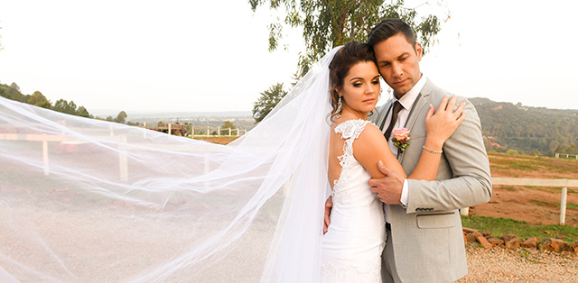 Top Billing features the wedding of Stefan Ludik and Anelle Bester